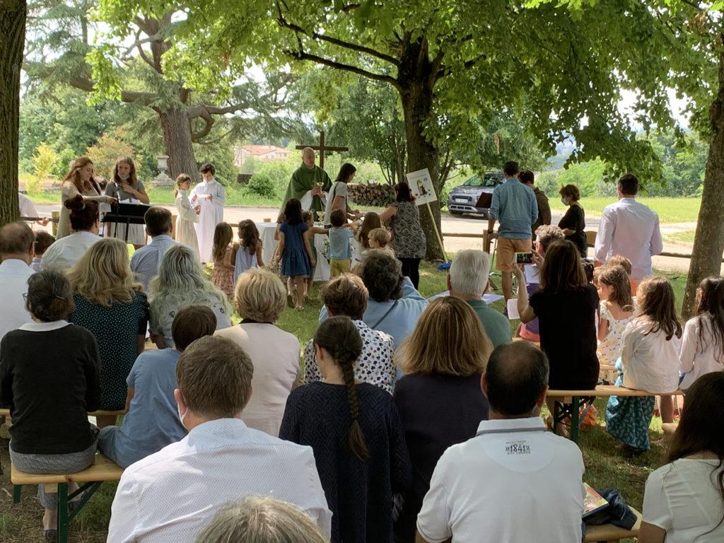 Messe de Fromente Saint François – 27 juin 2021